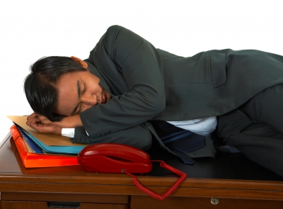 If you really want to power through the day, take a nap instead of a coffee break.